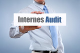 Internes Audit poster