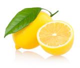 Fototapety lemons