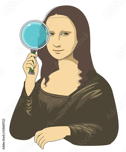 Research of Mona Lisa