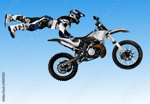 Fototapeta paliwa - wyścig - Sporty motorowe