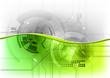 green tech wave