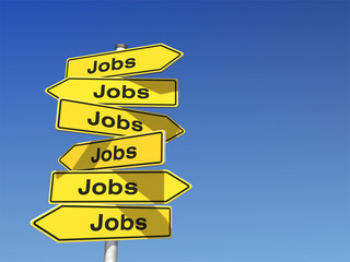 Jobs, Jobs, Jobs, ...