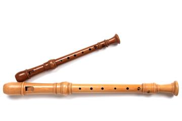 Zwei Flöten