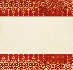 Pattern of art in Asia