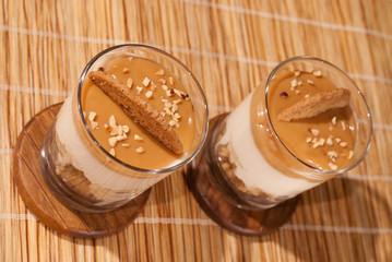 Karamell-Bananen Dessert