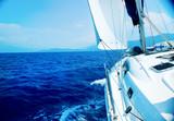 Fototapeta podróż - luksus - Jacht