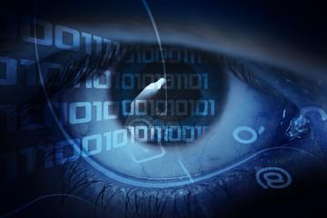 occhio informatico