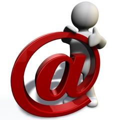 Email - Information - Kontakt
