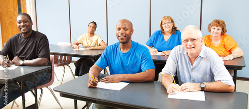 Diversity in Adult Education - Banner