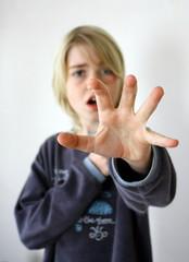 peur d'enfant battu