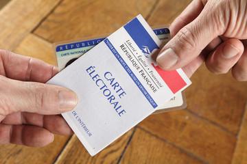 voter carte électorale