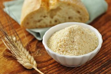 Bread crumbs - pangrattato