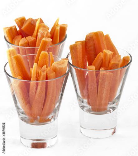 carotte verrine