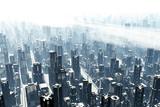 3D Metropolis poster