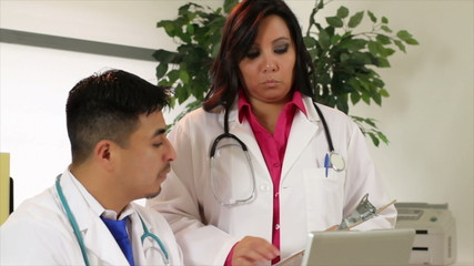 Hispanic Doctors Review Data