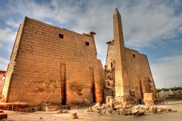 Luxor Temple tonemapped