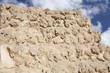 Angular and irregular shape Limestone and corals rocks