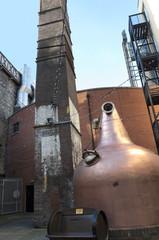 Irish Whiskey Distillery Dublin Ireland