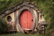 Постер, плакат: Hobbit Hole