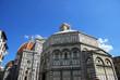 Basilica of Santa Maria del Fiore Baptistery.