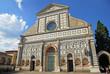 Florence, Santa Maria Novella basilica.