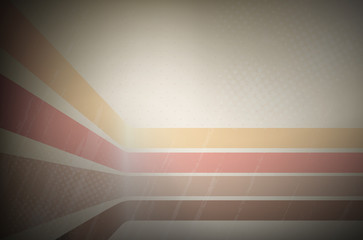 Abstract retro stripe background - vector file