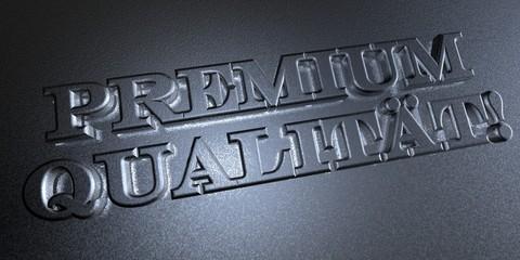 3D Stempel - PREMIUM QUALITÄT