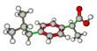 Ibuprofen molecular structure