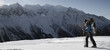 Randonnée au mont blanc