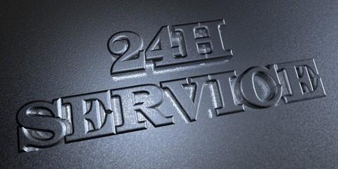 3D Stempel - 24h SERVICE