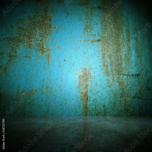 Fototapeten,wohnen,wand,blau,rost