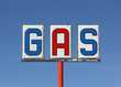Vintage Highway Gas Sign