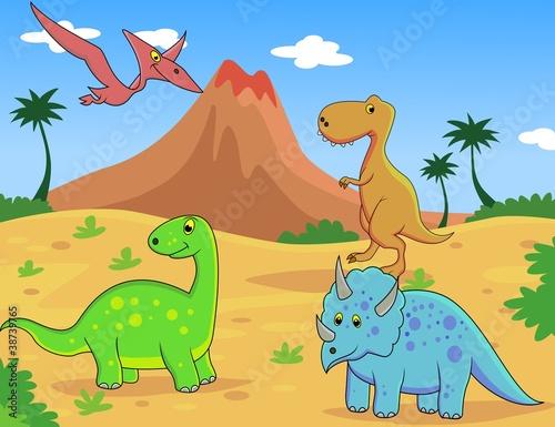 Aluminium Dinosaurs dinosaurus