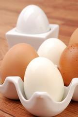 Uovo sodo e saliera