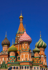 Intercession Cathedral at Red Square