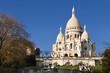 Le Sacré-Coeur - Montmartre, Paris