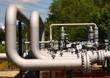 Erdgasanlage