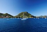 Fototapety Mouillage aux Antilles