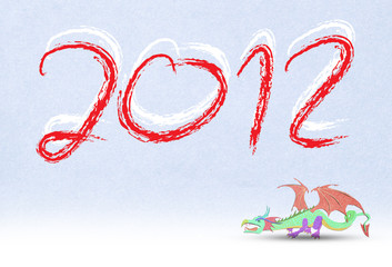 2012 Year of the dragon .