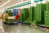 Logistique et entrepôts