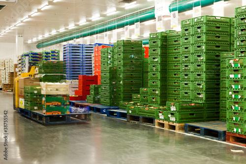 Logistique et entrepôts - 38755542
