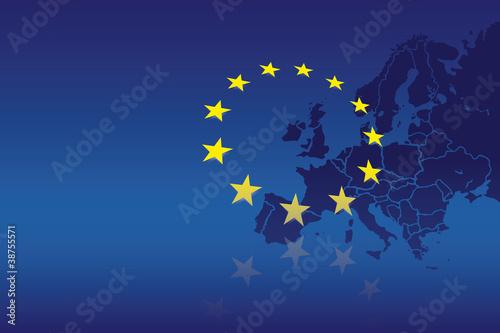 Europa Flagge Fahne 3