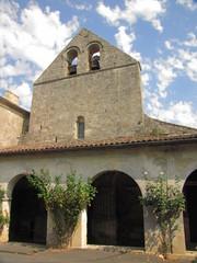 Eglise de Rauzan ; Gironde ; Aquitaine