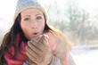 kalt im winter