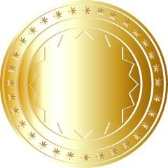 Gold coin 4