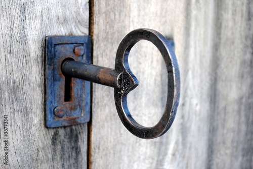 grubszy alter Schlüssel