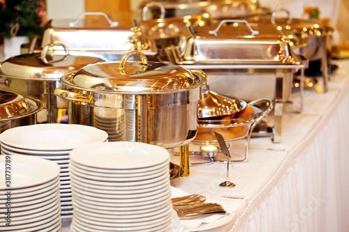 Aluminium Assortiment tafelservice
