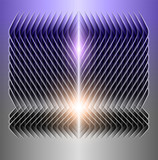 Abstract background mysterious poster