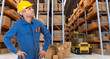 Warehouse operative b