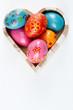 Easter heart